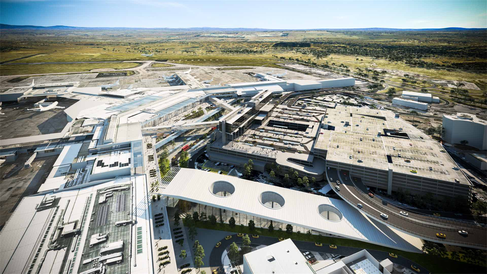 Melbourne Airport Could Score a New Rooftop Bar and ...