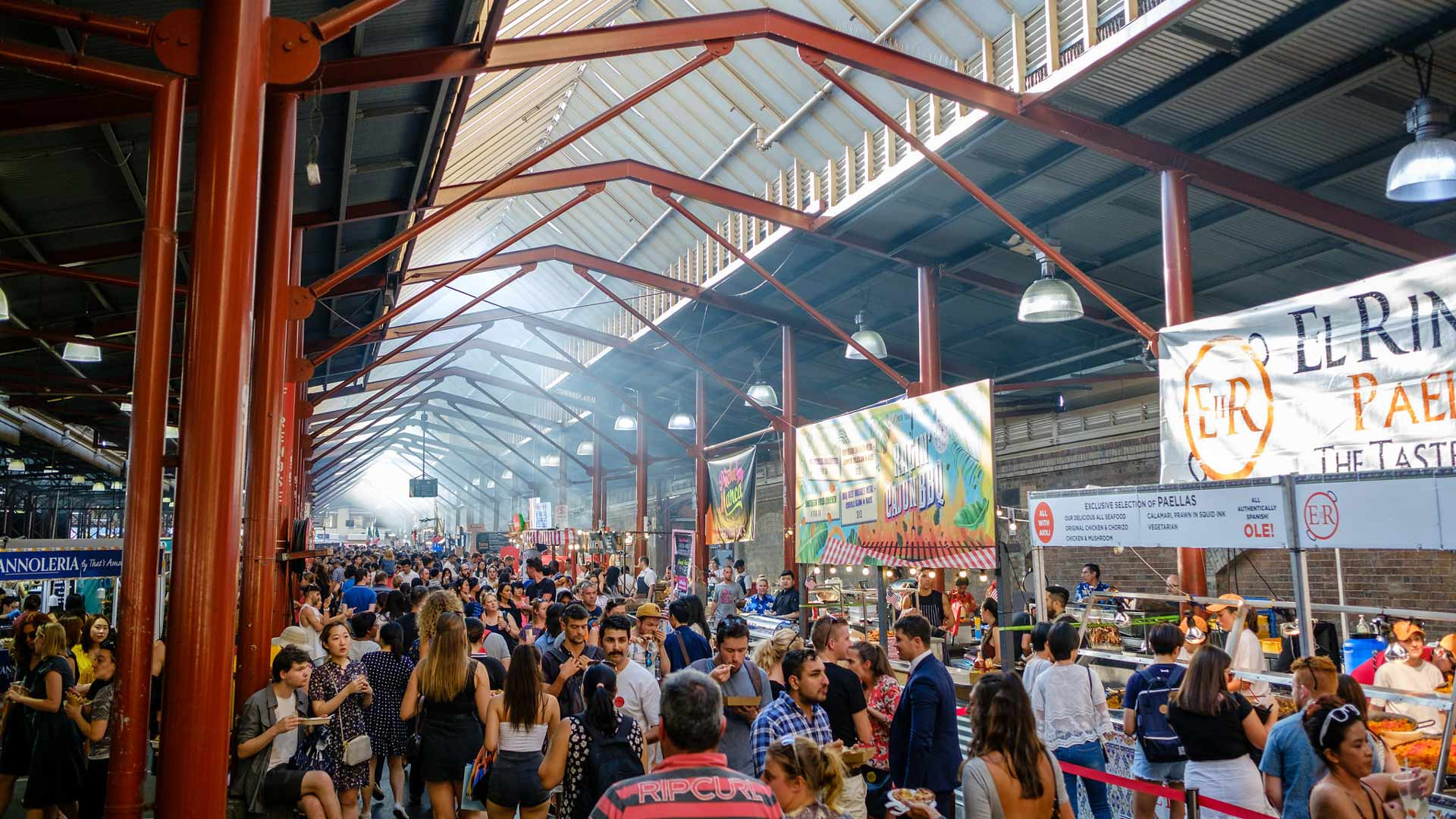 Europa Night Market 2020 — CANCELLED