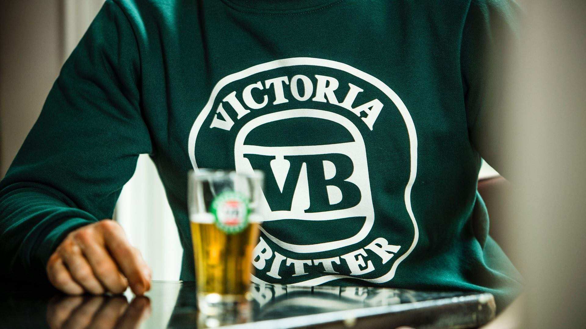 Victoria Bitter Has Just Dropped a Heap of Retro Clothing and Merch