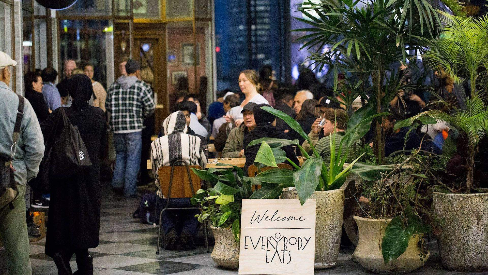 Everybody Eats — Wellington Launch