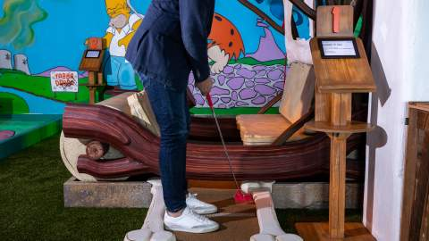 Holey Moley: Internation Mini-Golf Day
