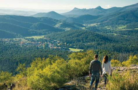 FIVE SCENIC HIKES TO DISCOVER THIS SEASON THAT ARE JUST A SHORT DRIVE FROM MELBOURNE