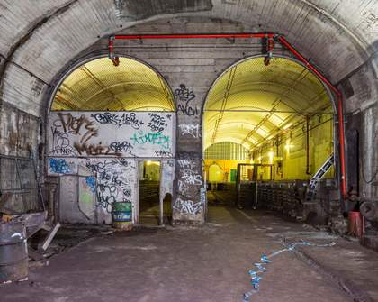 Sydney's Abandoned Underground St James Tunnels Could Be Opened Up to the Public