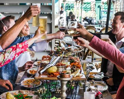 We're Giving Away a Christmas Feast for You and Your Crew