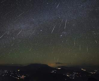 The Impressive Geminids Meteor Shower Will Be Visible in Australia Tonight