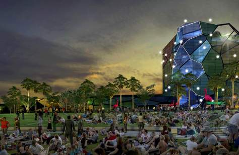The Gold Coast Is Set to Score a Huge New Six-Level Art Gallery with a Rooftop Bar