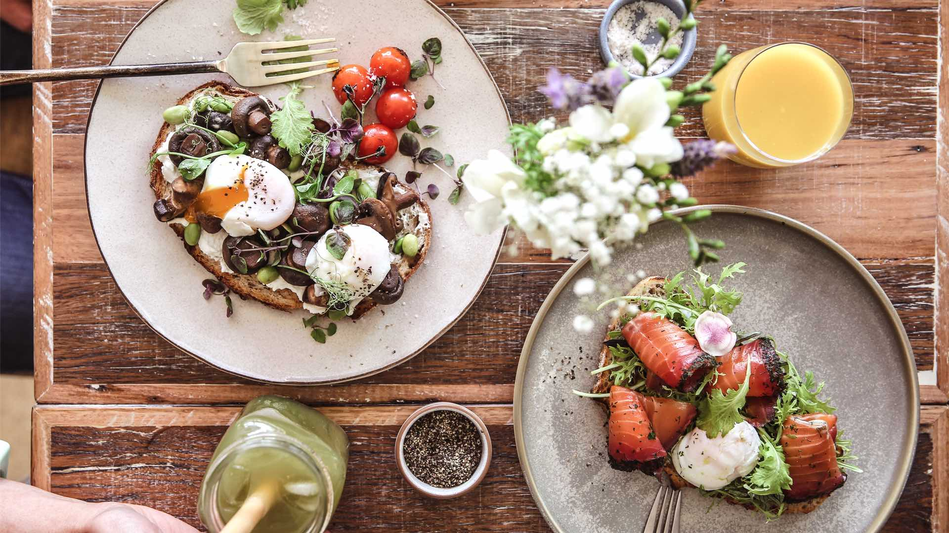 Heart Cafe Is Bondi's New Non-Profit Cafe Serving Up Healthy Brunch Fare and Training Disadvantaged Youth