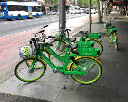 Lime Is the Newest Dockless Bike Share Company to Brave the Streets of Sydney