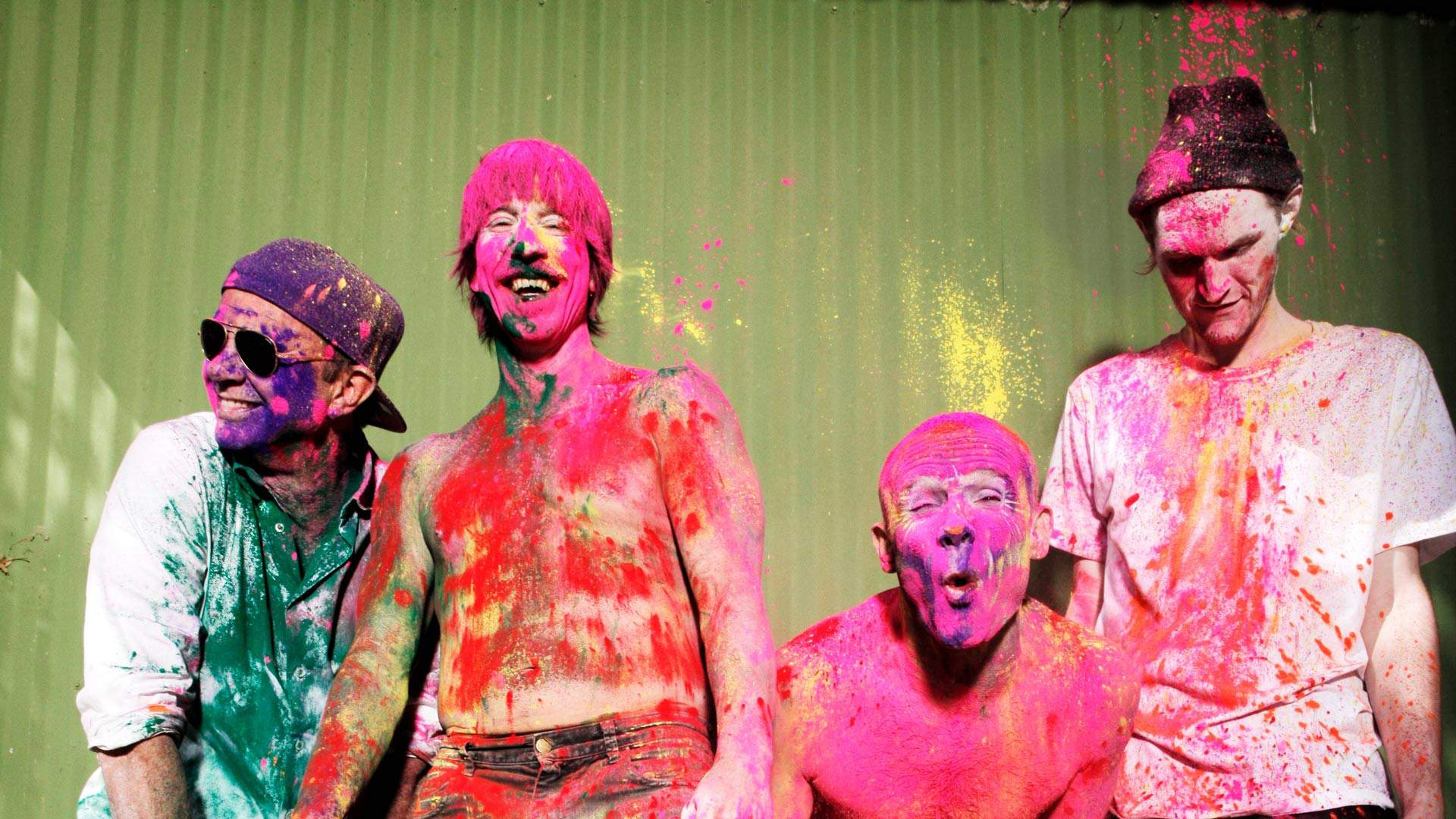 Red Hot Chili Peppers Announce Their First Aussie Headline Tour in Over a Decade