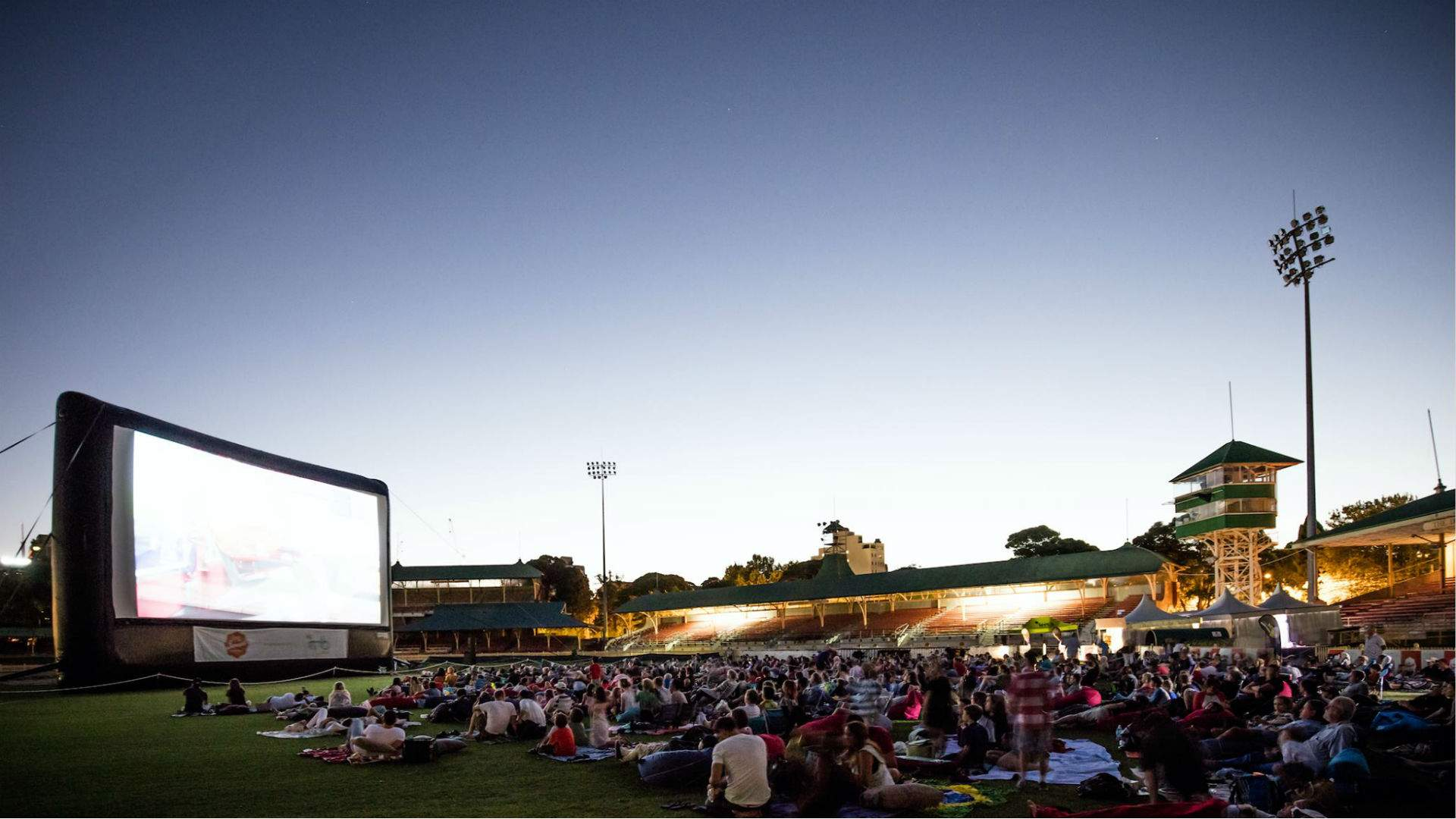 Sunset Cinema North Sydney 2020