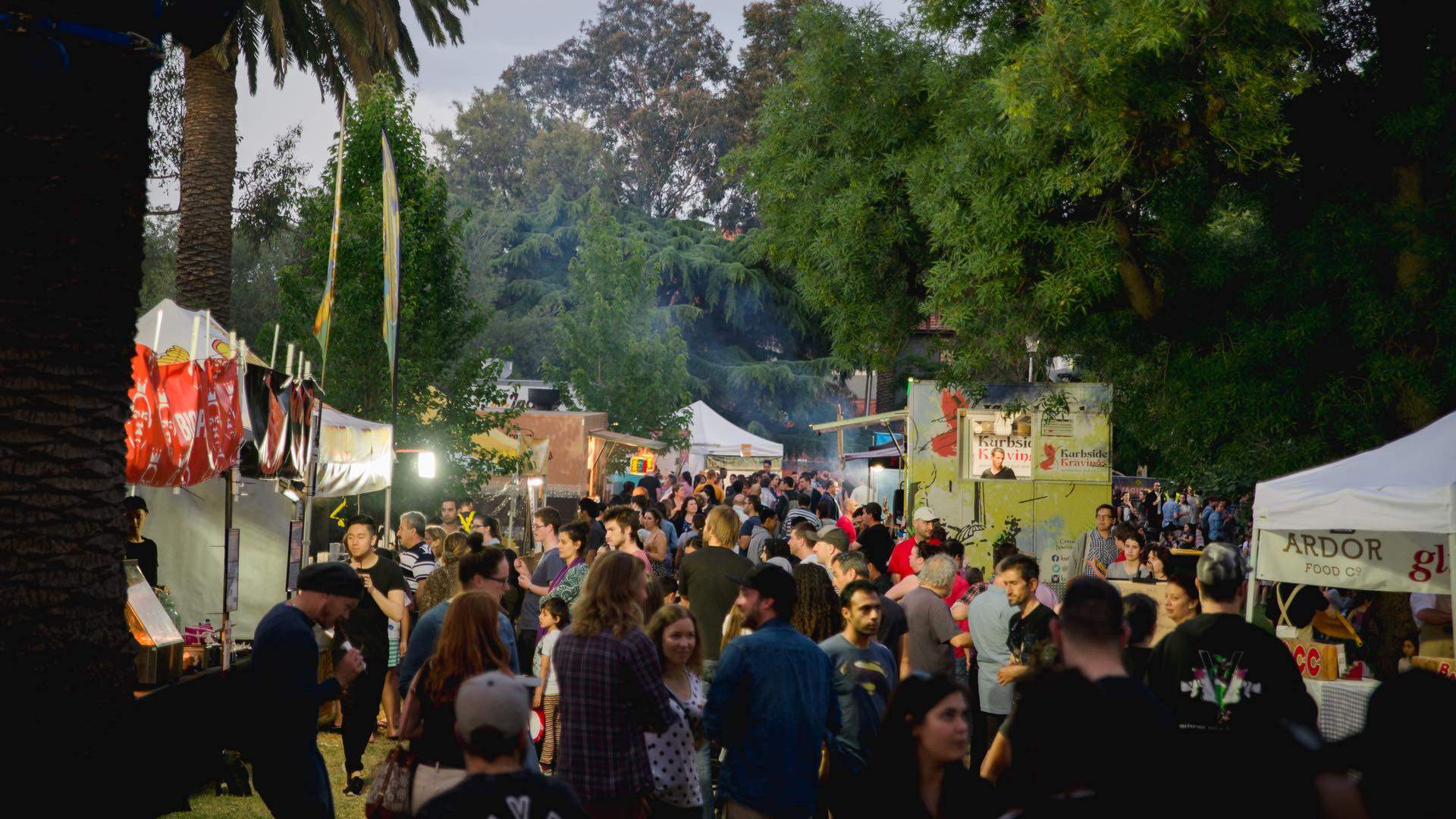Coburg Night Market 2019