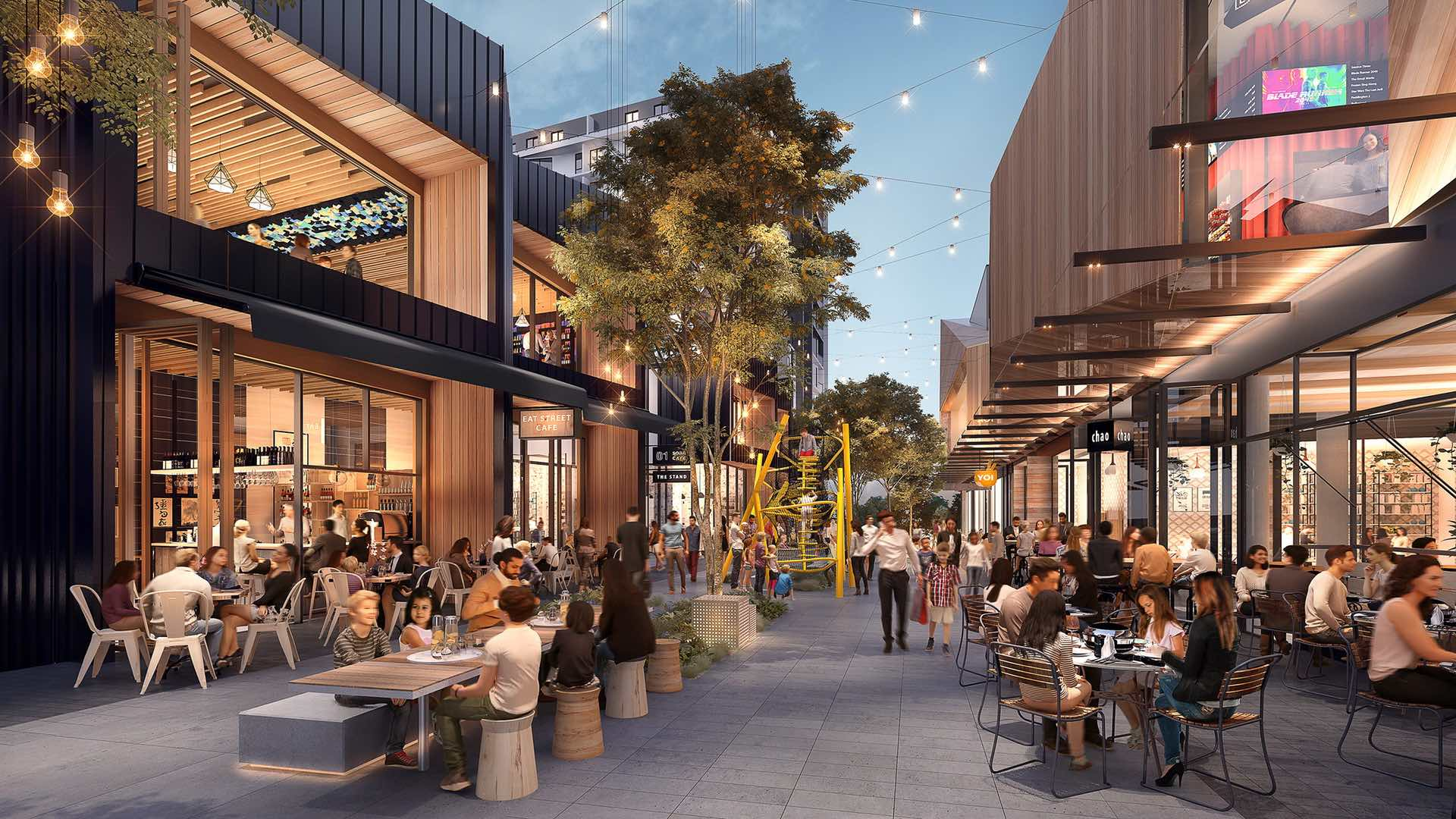 Sydney's Southwest Suburbs Are Set to Score a Huge New Cinema and Dining Precinct