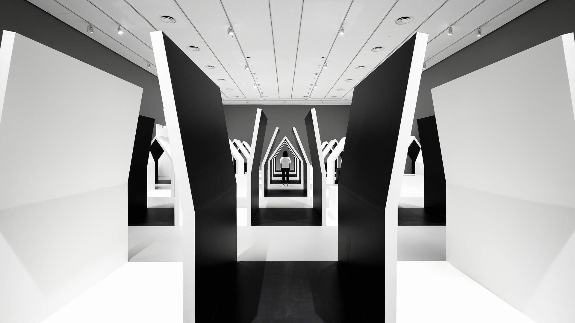 Melbourne's NGV Has Unveiled Its Mind-Bending New Escher x Nendo Exhibition