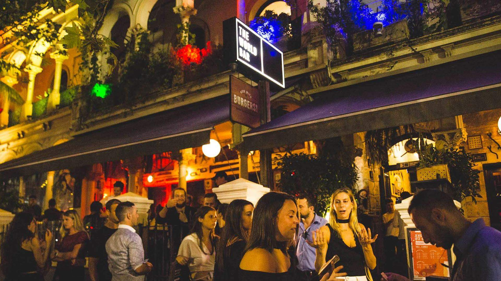 Kings Cross Institution World Bar Will Close Down Forever This Week