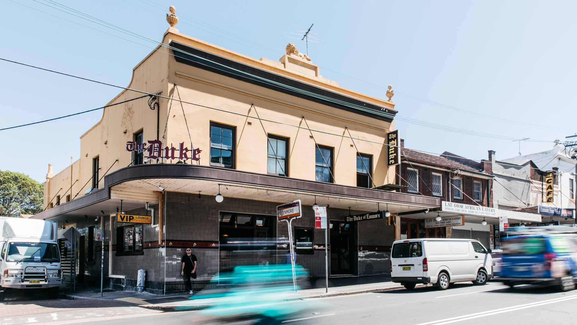 The Duke of Enmore
