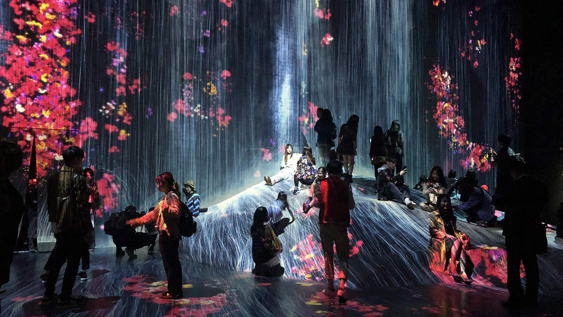 Seven Dazzling Things You Can Do at Japan's Dreamlike Borderless Digital Art Museum