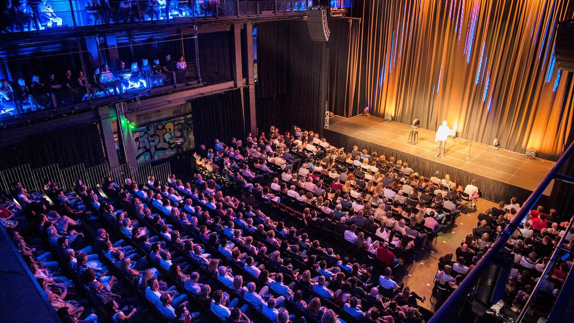 Brisbane Comedy Festival 2021 Take 2