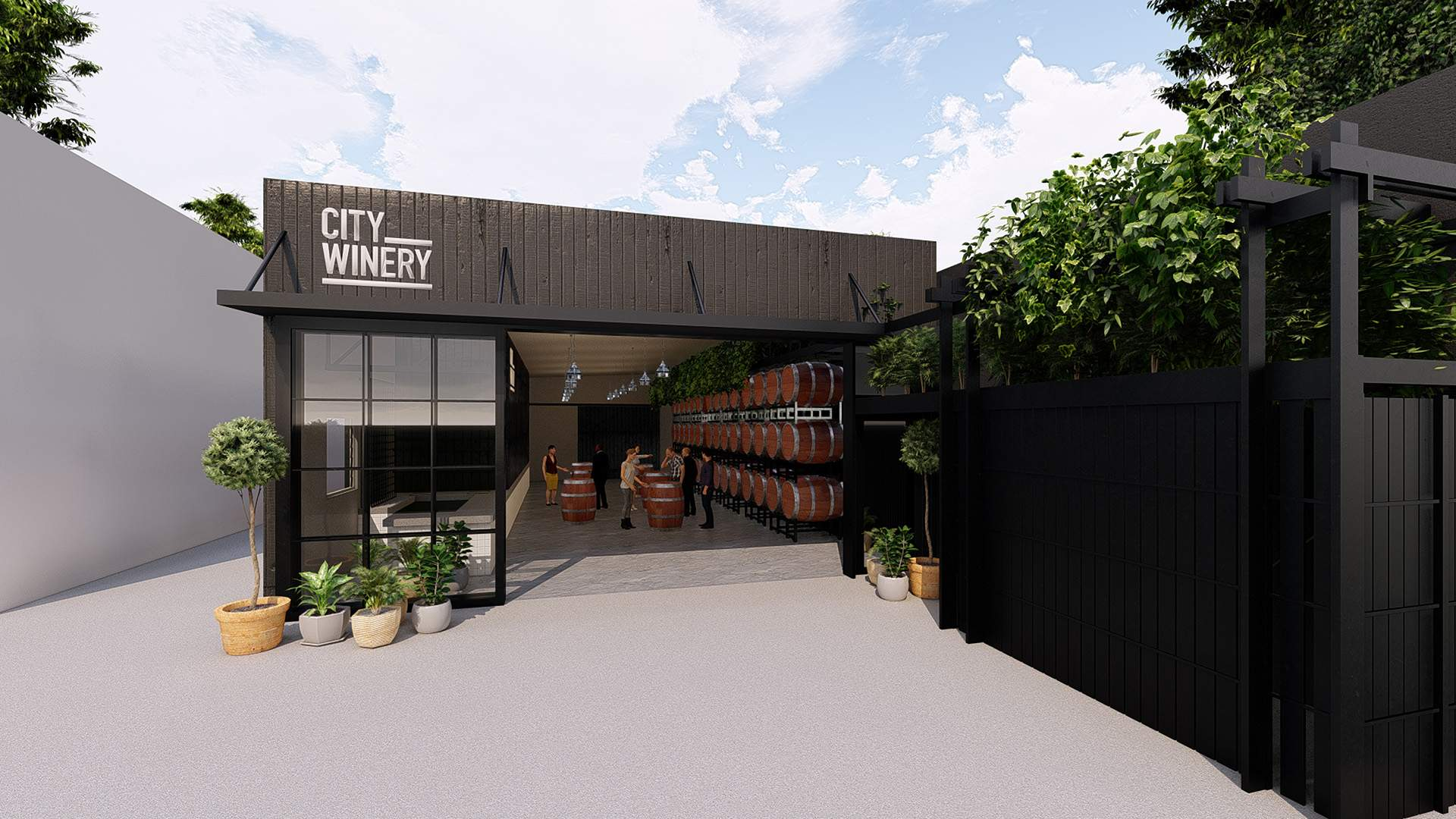 Fortitude Valley Will Soon Be Home to Brisbane's First Inner-City Winery