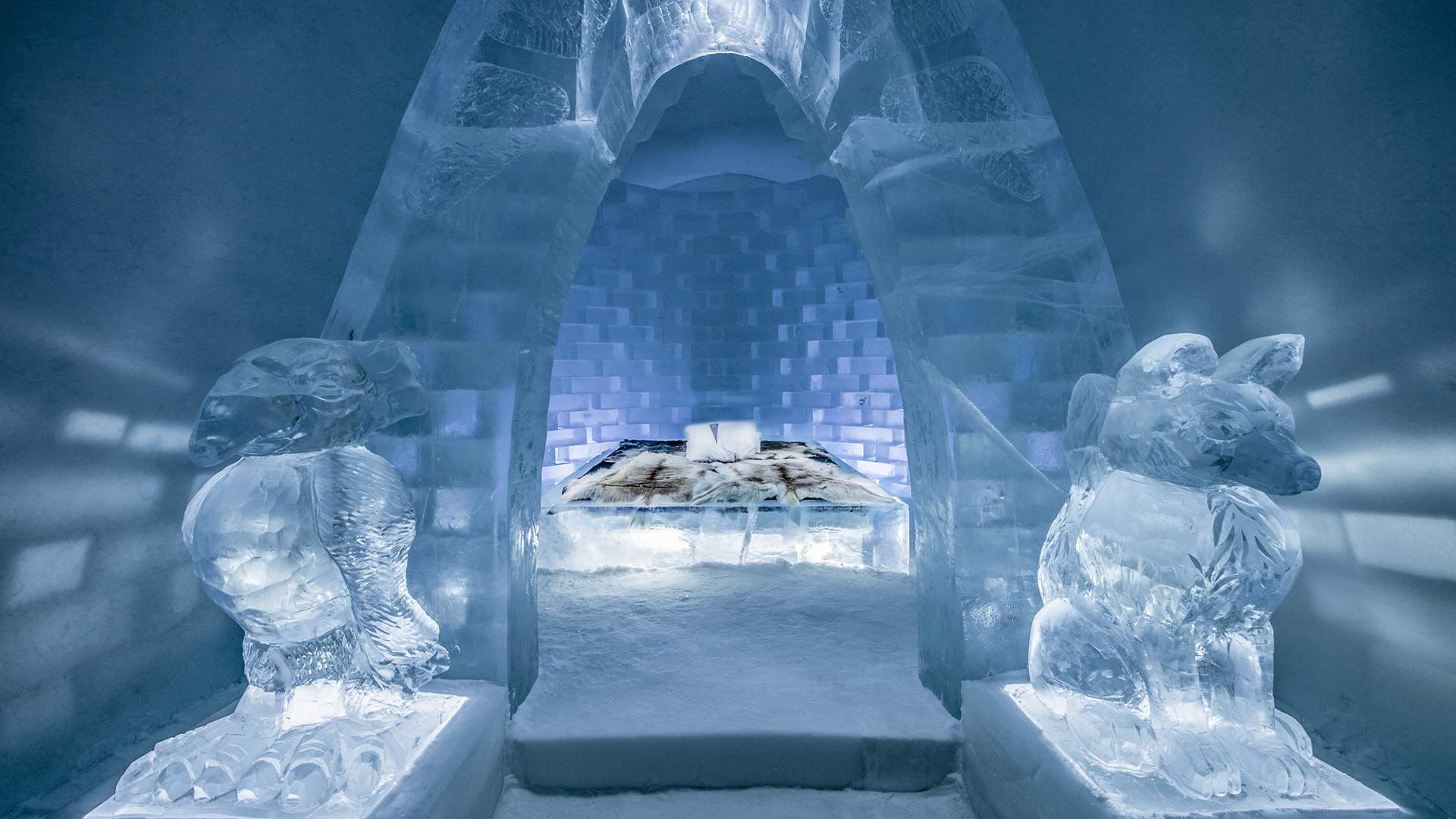 Sweden's Ice Hotel Has Unveiled Its New Batch of Super-Chilled Artist-Created Rooms