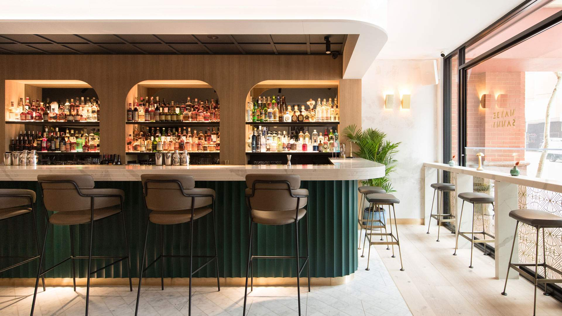Maybe Sammy Is the New 50s-Inspired Cocktail Bar from One of Australia's Best Bartenders