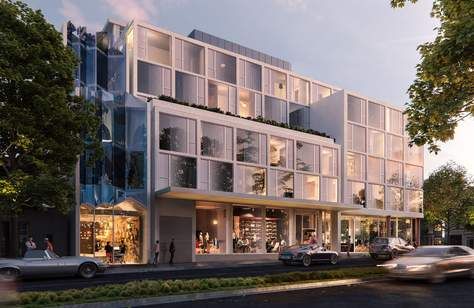 South Melbourne Will Soon Be Home to a Six-Storey Designer Ovolo Hotel