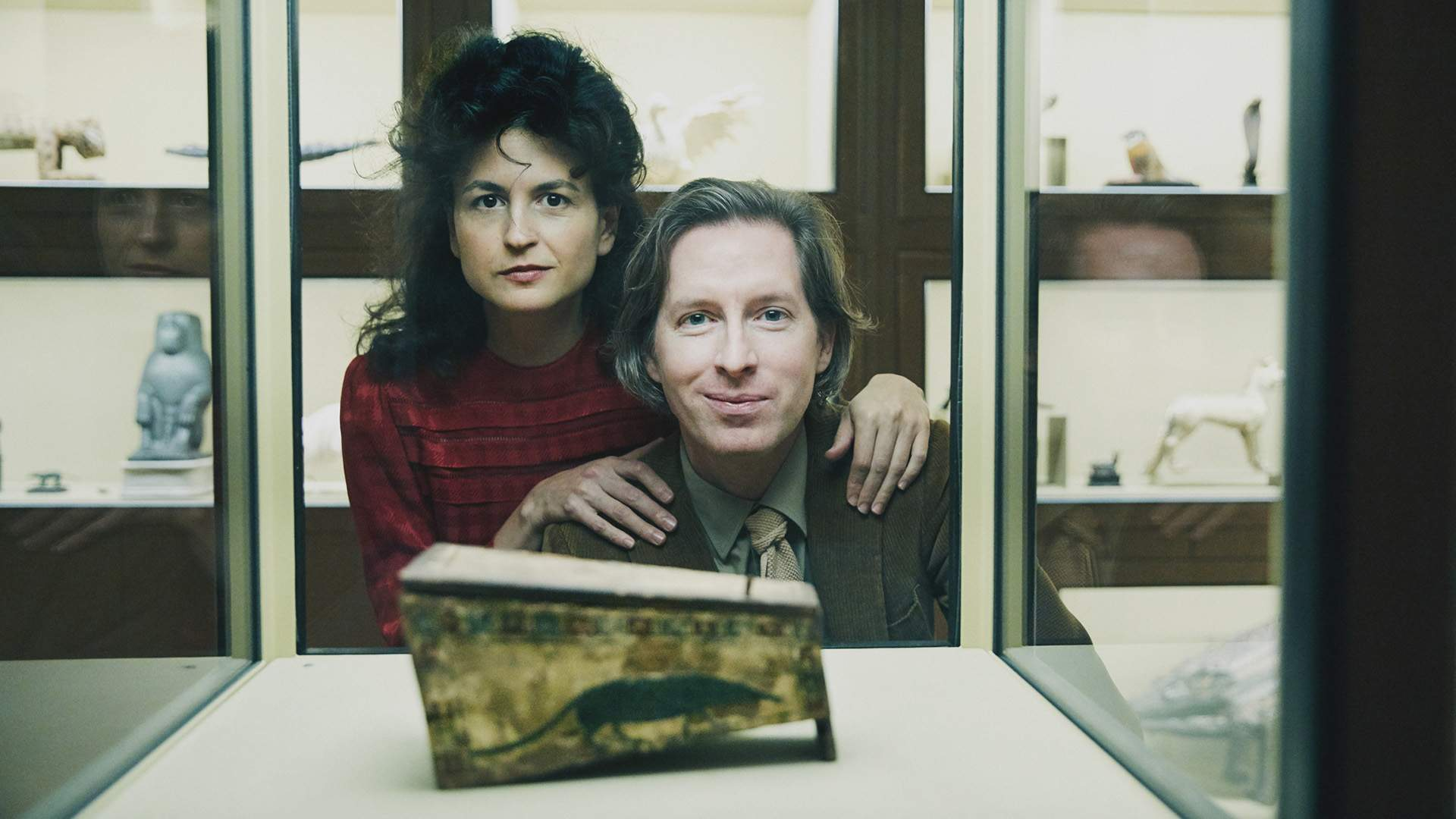 A Look Inside Wes Anderson's First Curated Art Exhibition