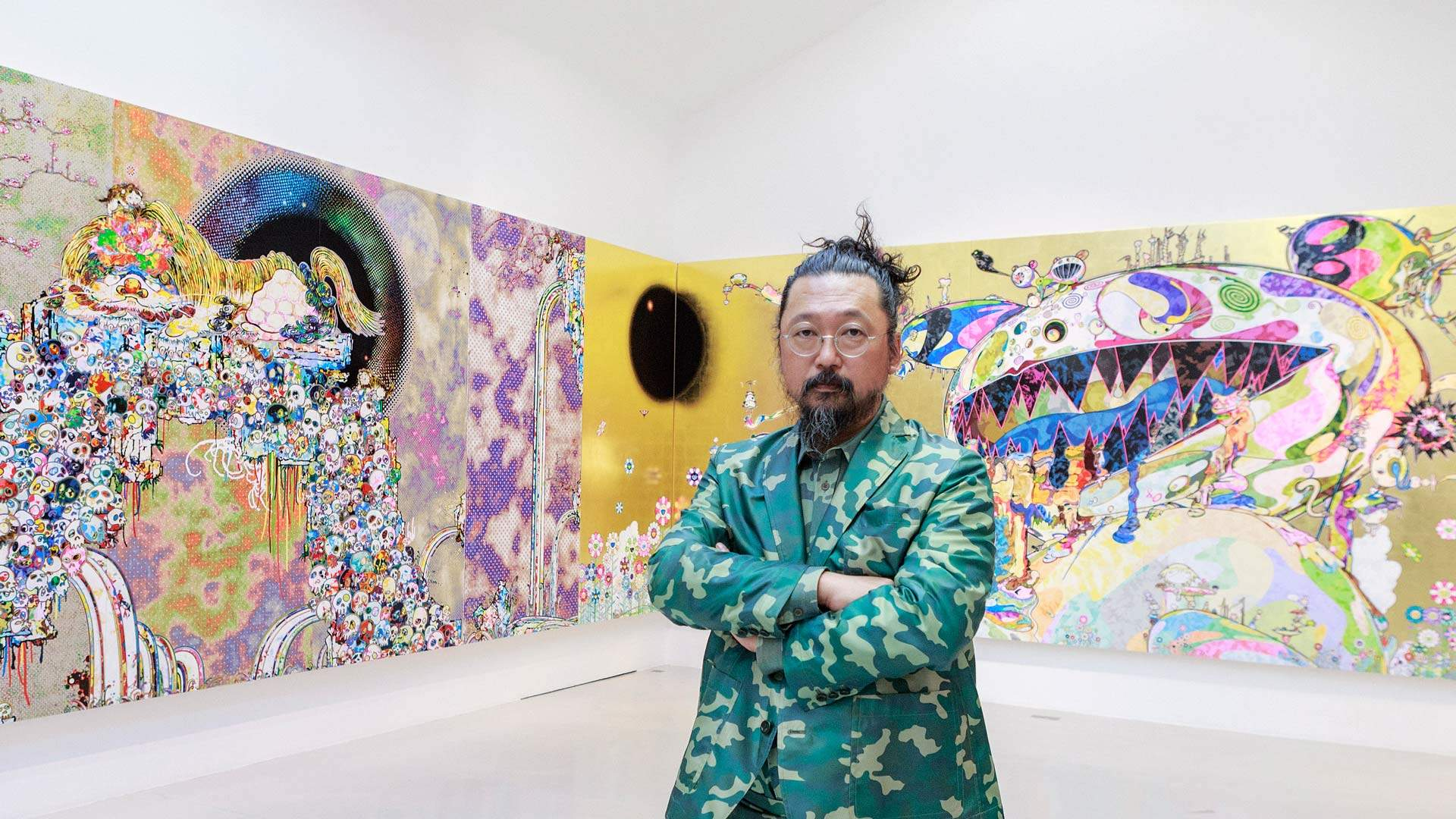 Works by Japanese Artists Murakami and Hokusai Are Coming to the Art Gallery of NSW