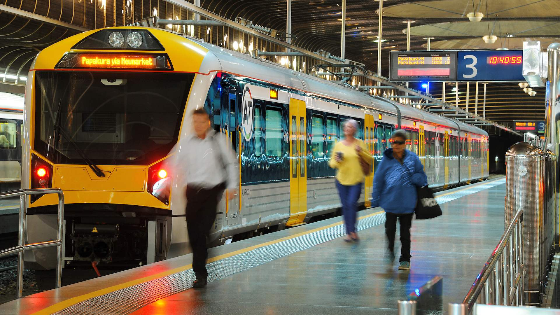 Auckland Transport Is Offering Free Bus and Train Travel This Weekend
