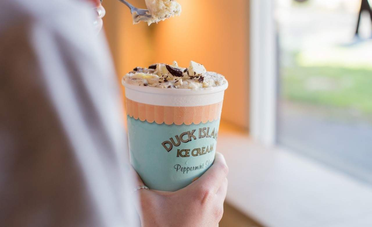 Hamilton's Duck Island Ice Cream Has Opened a Scoop Shop in Wellington