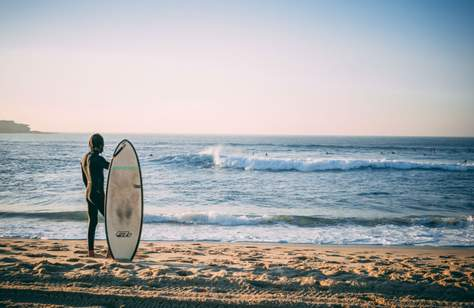 Bondi and Bronte Beach Will Reopen to Surfers and Swimmers Only from Next Week
