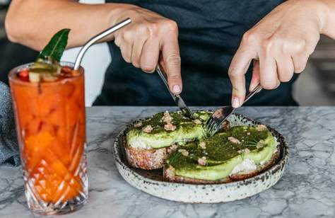 Paperbark Has Launched a New All-Vegan Boozy Brunch