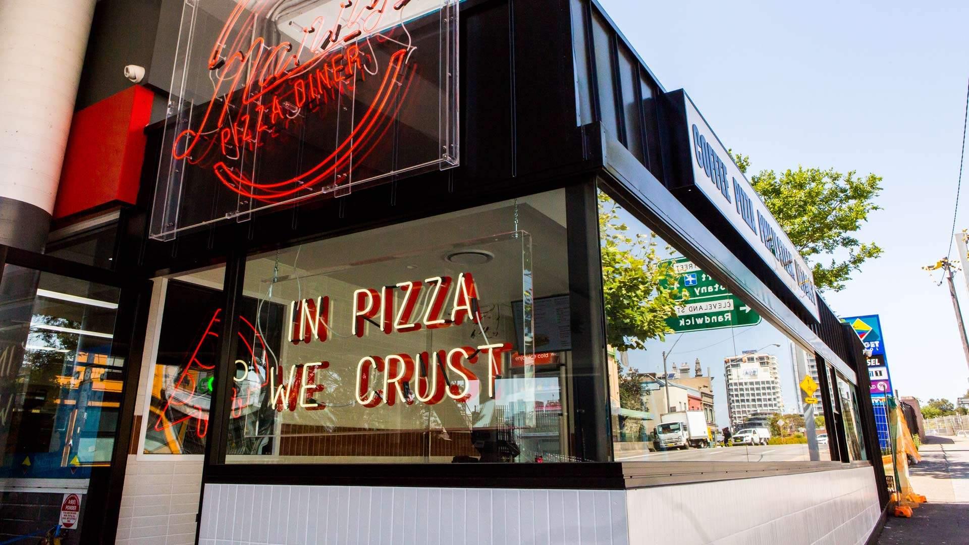Manny's Pizza Diner