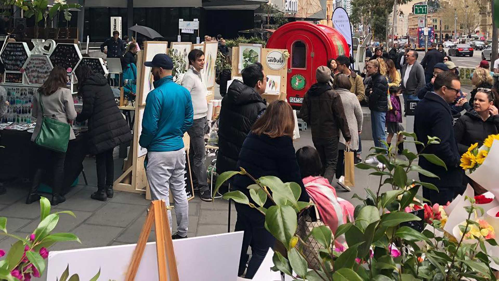 Melbourne Collective Vegan Market