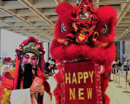 Lunar New Year 2019 at the Art Gallery of NSW