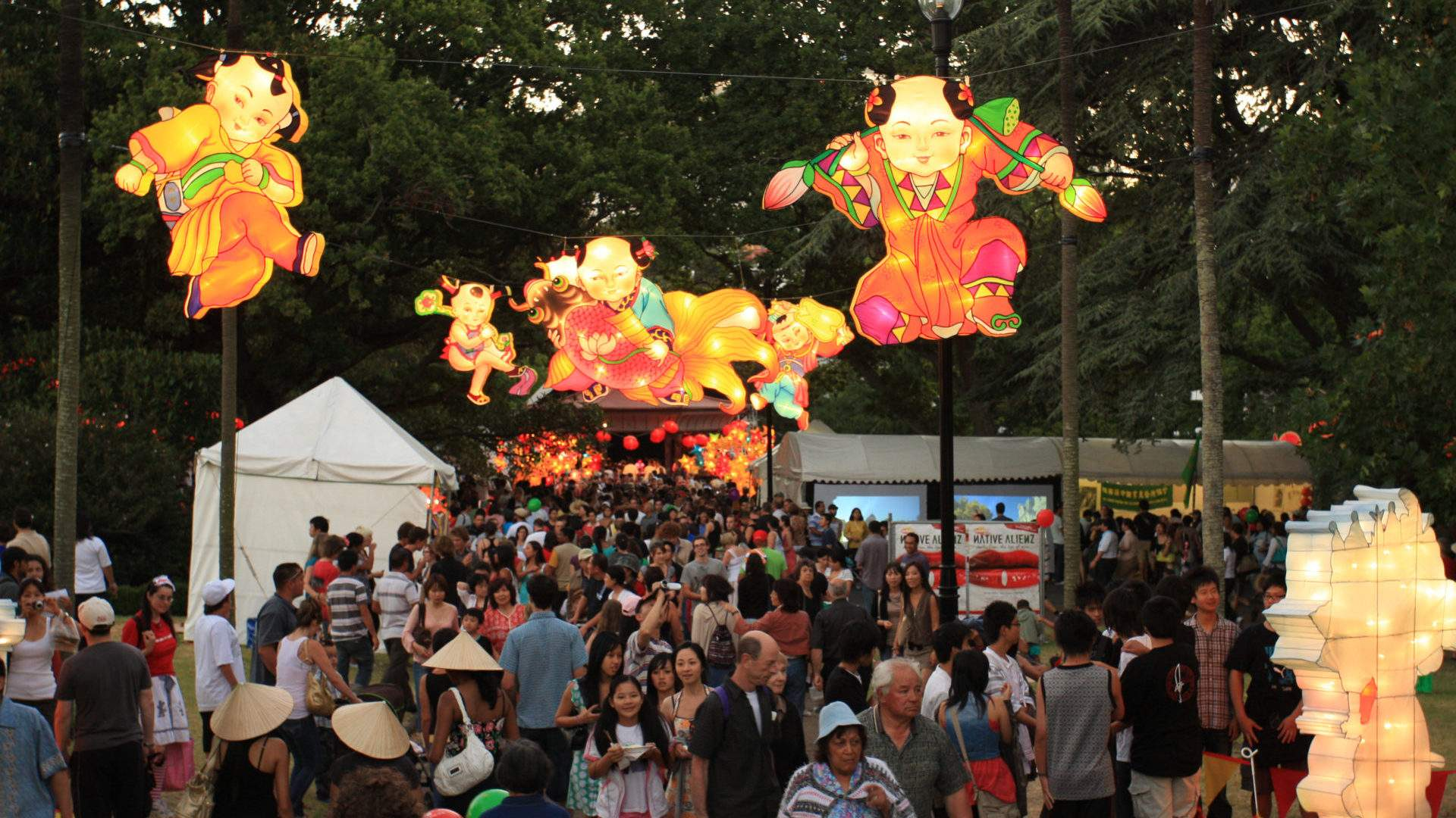 Auckland's Much-Loved Lantern Festival Is Back for 2021 in a New Waterfront Location