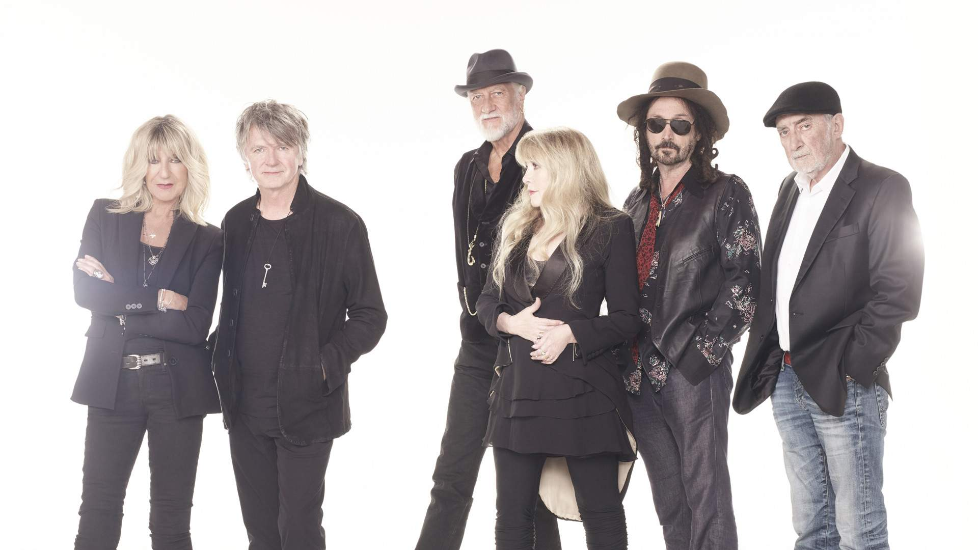 Legendary Rock Band Fleetwood Mac Is Touring New Zealand in 2019