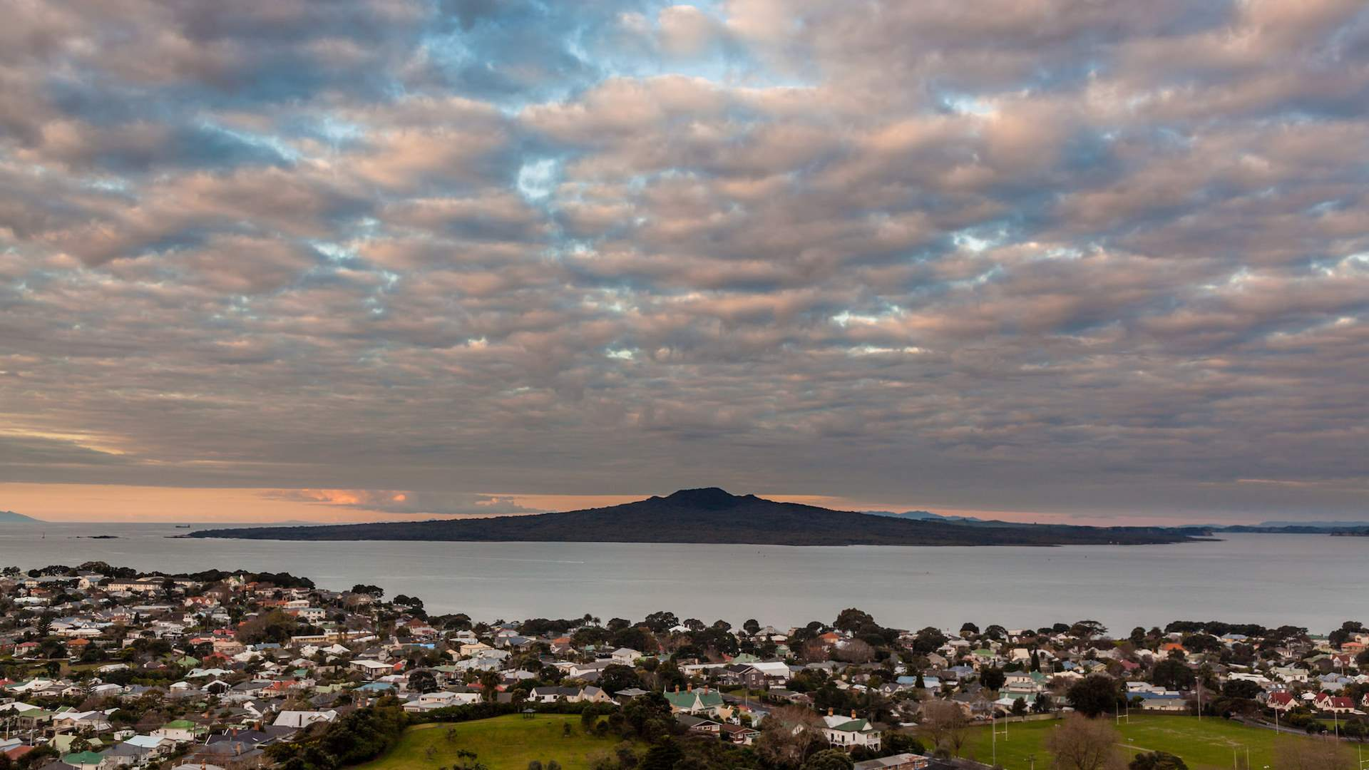A Commercial Zipline Is Being Proposed for Rangitoto Island