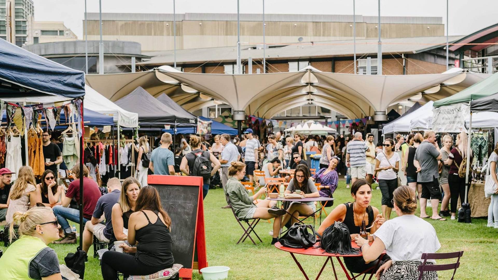 Sydney Vegan Market 2020