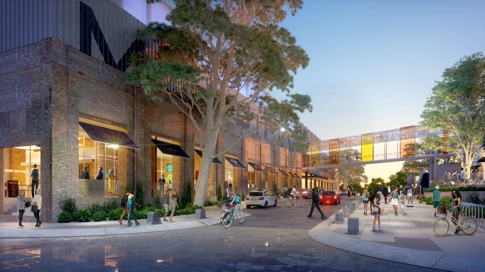 Marrickville Metro Will Score a Massive New Dining Precinct as Part of a $140 Million Upgrade