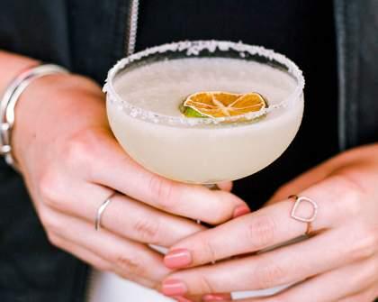 Half-Price Margarita Month
