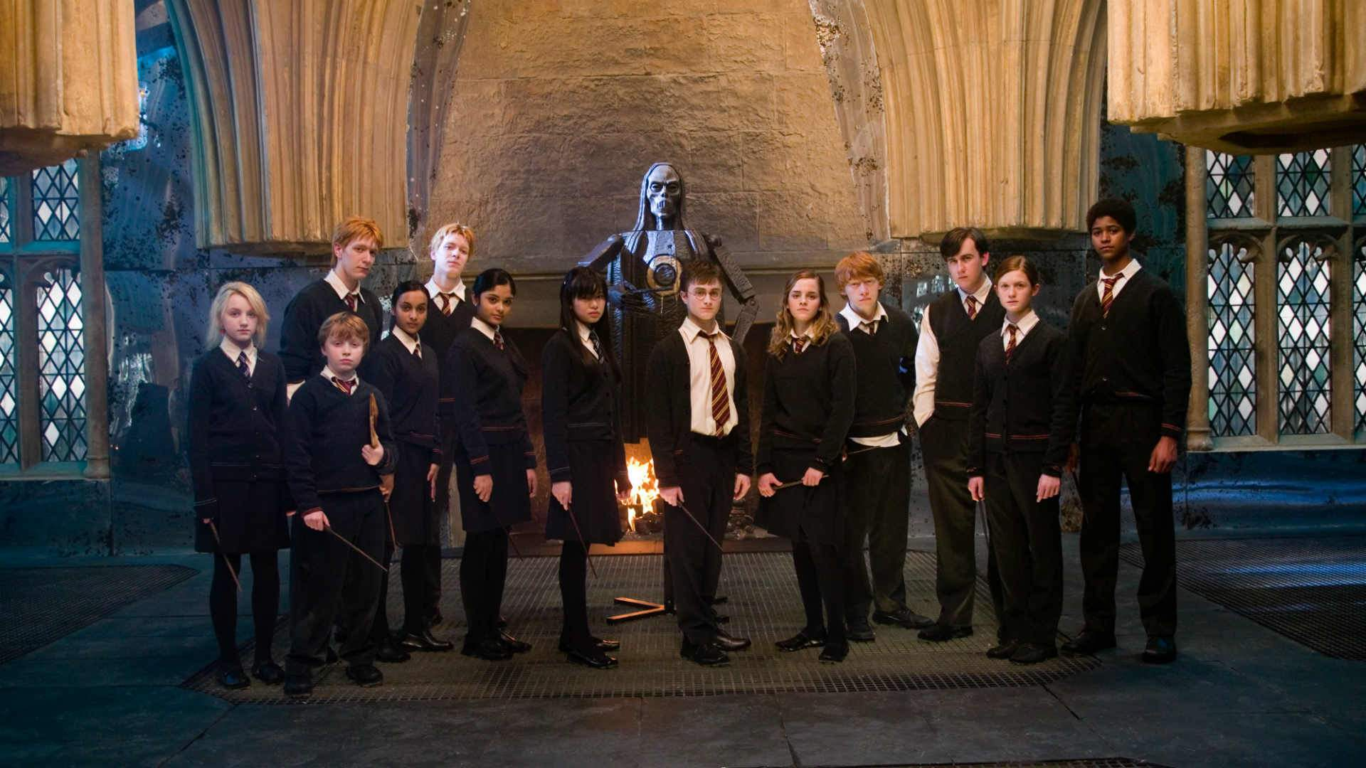'Harry Potter and the Order of the Phoenix' Live in Concert with the QSO