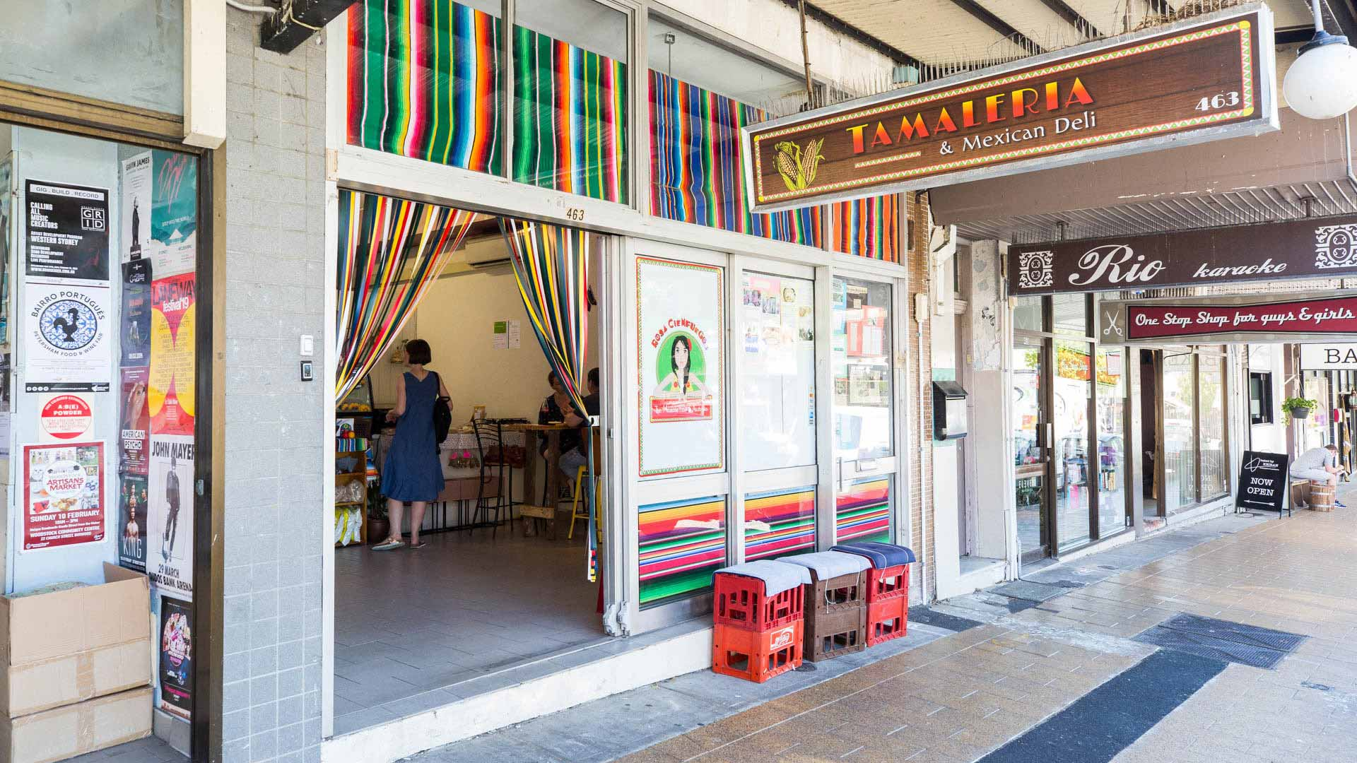 Rosa Cienfuegos Tamaleria Mexican Deli Dulwich Hill Review