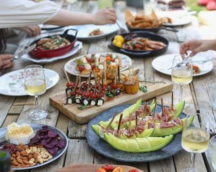 Five Cicchetti to Serve with Prosecco at Your Own Aperitivo Hour This Summer
