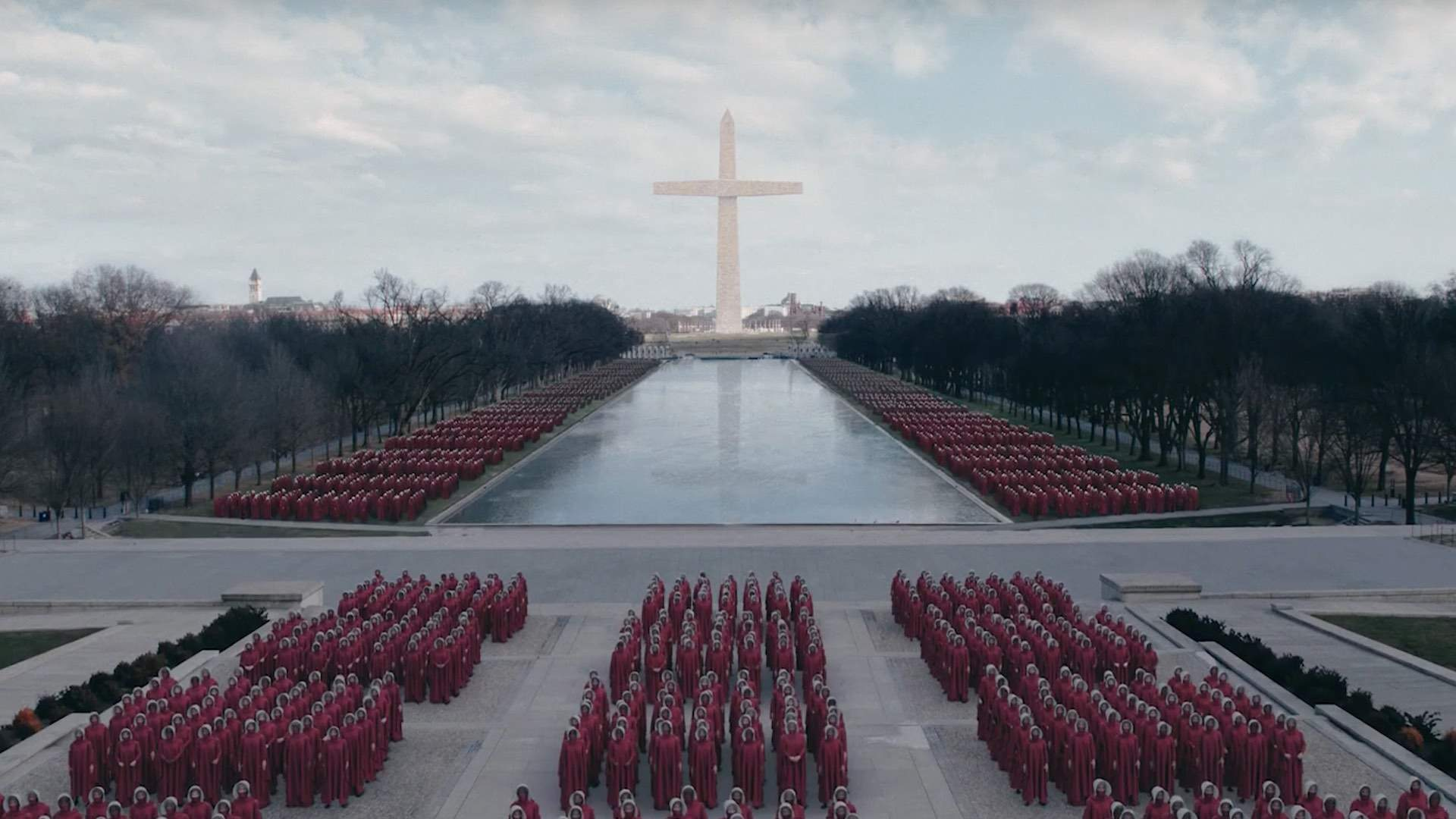 The First Trailer for 'The Handmaid's Tale' Season Three Will Creep You Out All Over Again