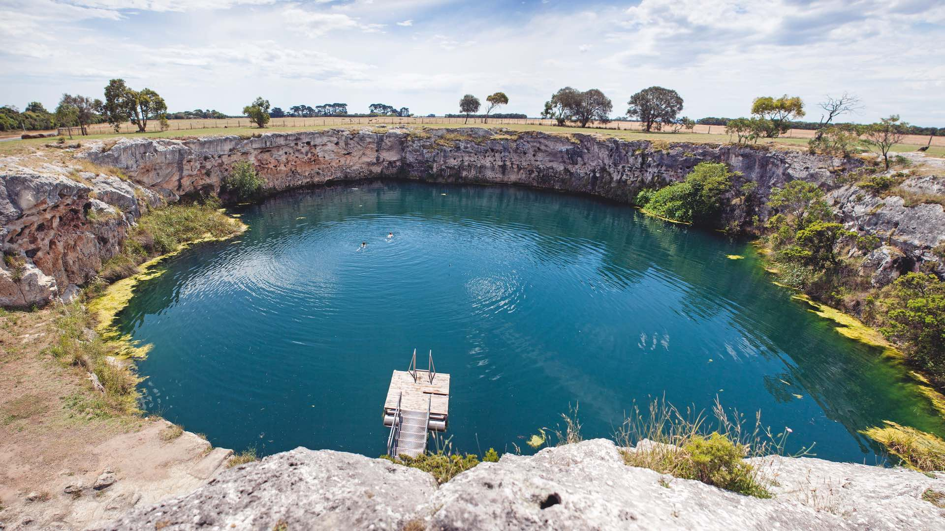 Five Unexpected (and Undoubtedly Australian) Swimming Spots to Discover Around the Country