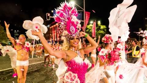 Mardi Gras Parade 2020