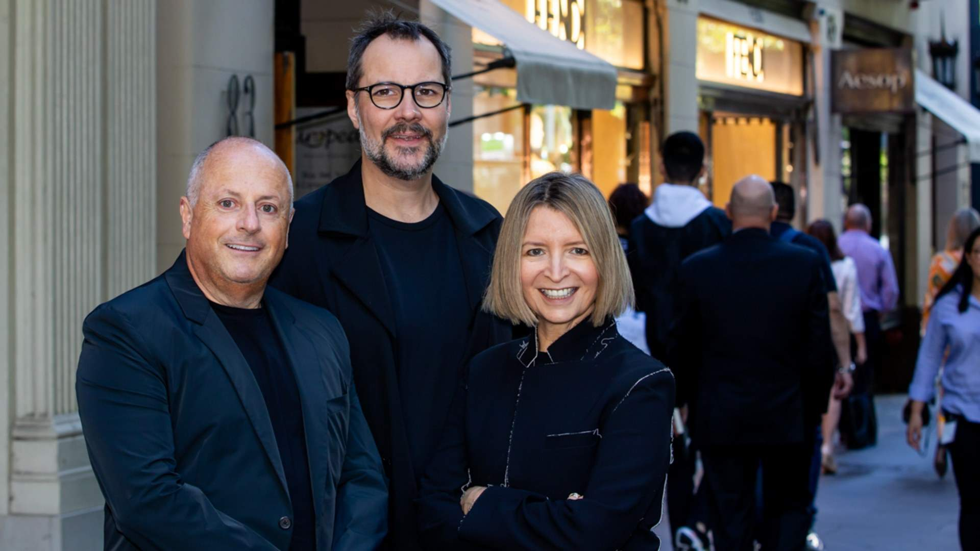 Society Is the Much-Anticipated New Culinary Venture from Chris Lucas, Martin Benn and Vicki Wild