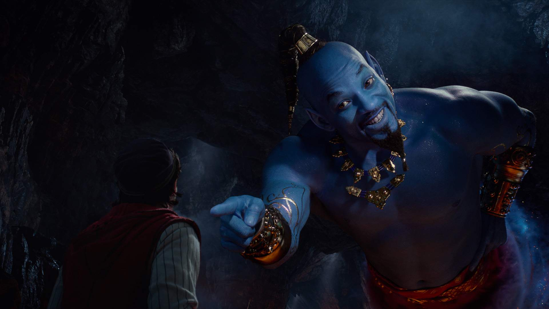 The Full Live-Action 'Aladdin' Trailer Will Take You to a Whole New World