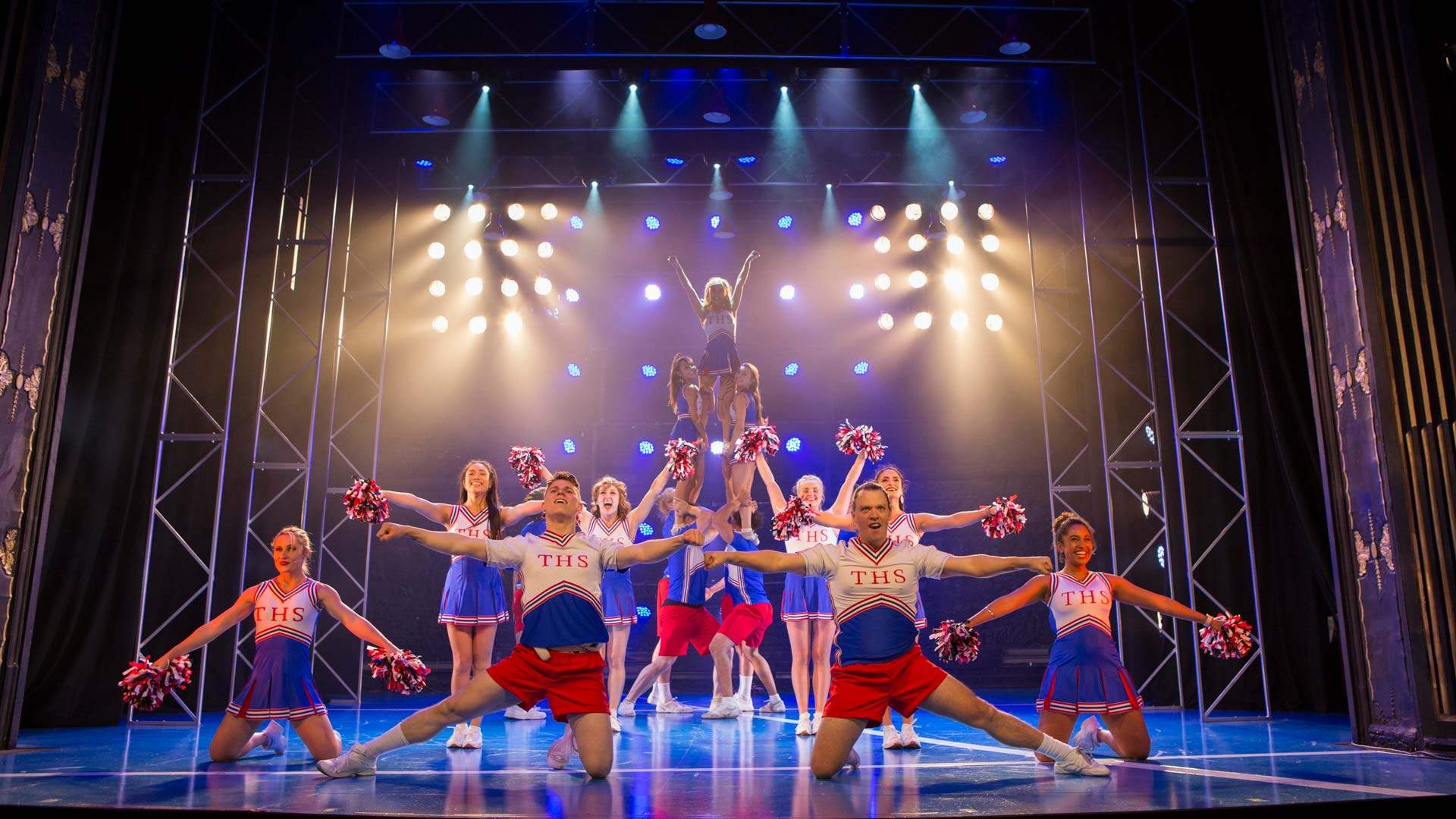 Broadway's Bitchin' 'Bring It On' Musical Is Coming to Sydney This Year