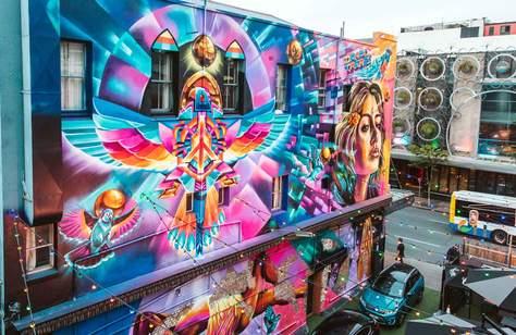 Brisbane Street Art Festival 2021